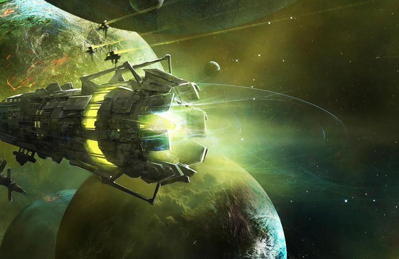 Невозможный двигатель EmDrive: в космос без топлива