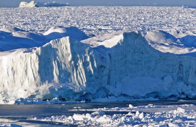 Мощные ледниковые щиты за последние 150 тысяч лет дважды опреснили Северный Ледовитый океан