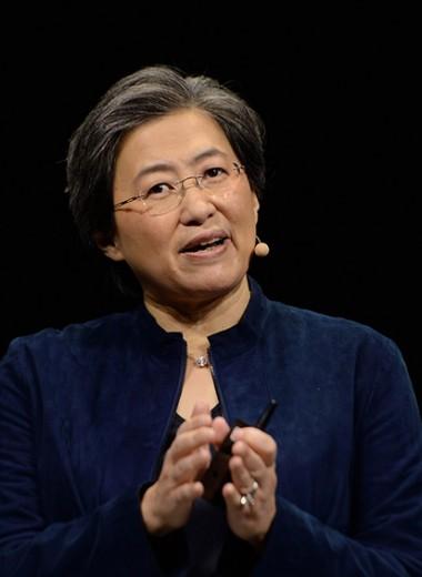 Как эмигрантка из Тайваня стала главой AMD и первой женщиной, возглавившей список самых богатых гендиректоров