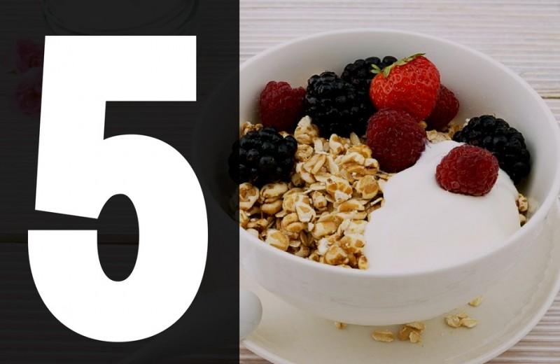 Информация на миллион: 5 необходимых продуктов перед тренировкой