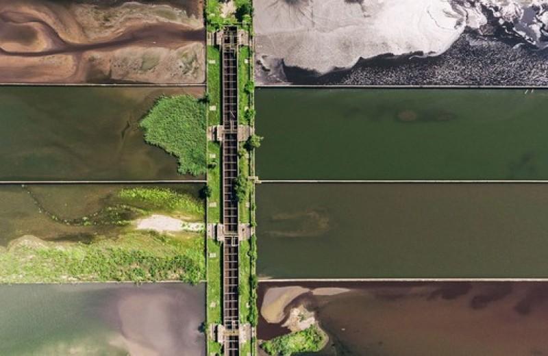 Они узорят наш район! 9 завораживающих фото, сделанных с боооольшой высоты