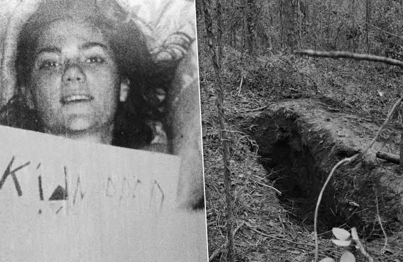 Похитители закопали девушку живьем — она пела песни под землей и выжила