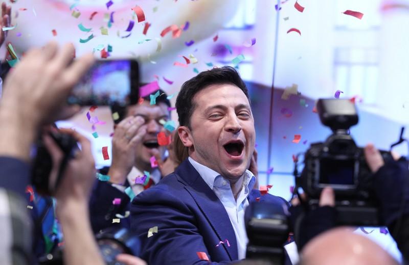 Триумф Зеленского: о чем говорят первые итоги выборов в Верховную раду