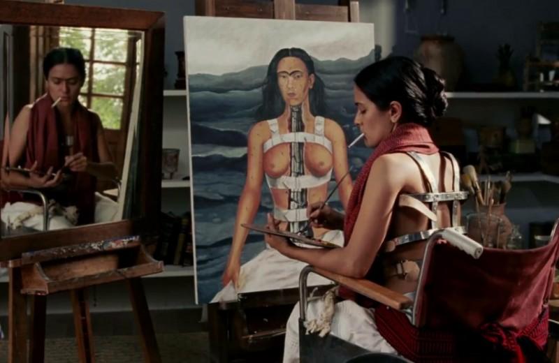 От Фриды до Бэнкси: 11 лучших современных фильмов о художниках