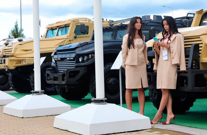 От нового «Соболя» до родстера для полиции. Все автопремьеры «Армии-2021»
