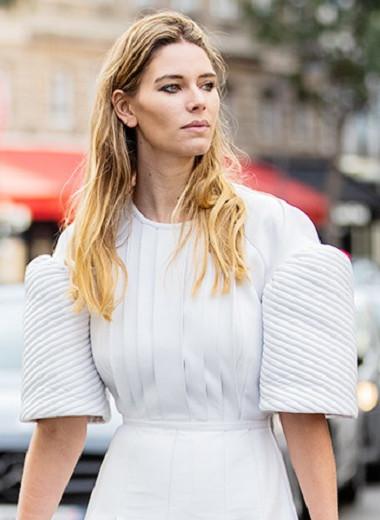 Как одеваются осенью самые стильные девушки Парижа — главные тренды Недели моды