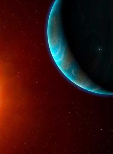 Как найти внегалактические планеты