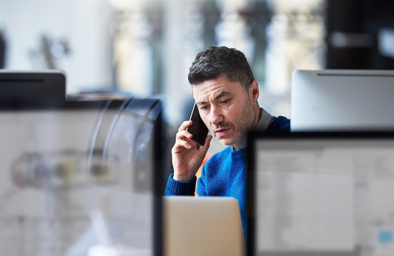 Зона отчуждения. Почему нельзя запрещать мобильники в офисах
