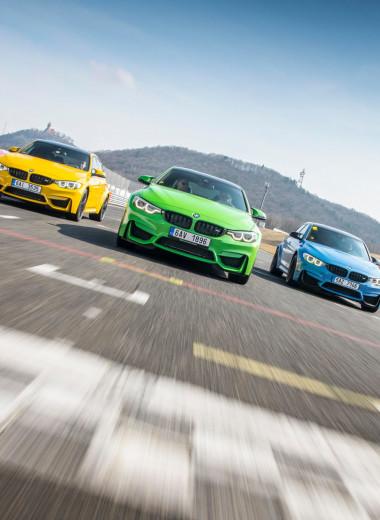 Восстающий из пепла: история и современность BMW