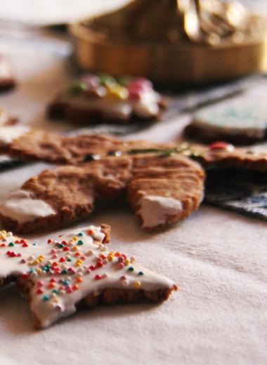 Рождественские десерты из Европы