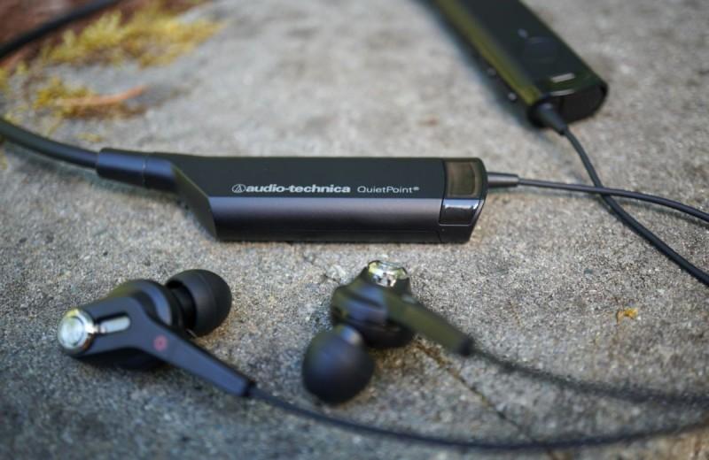 Тест Audio-Technica QuietPoint 40BT: автономные так себе шумодавы