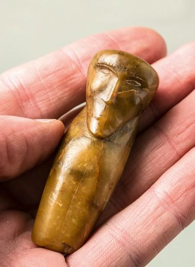 Игрушки времен фараонов из Хакасии