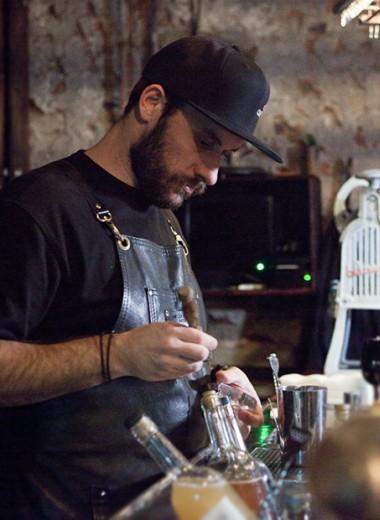 Бартендер из Греции — о том, каким должен быть правильный бар
