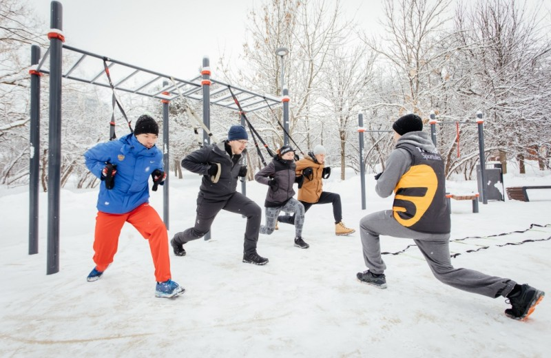 5 мифов о спорте на свежем воздухе: про холод, неловкость и подходящие места