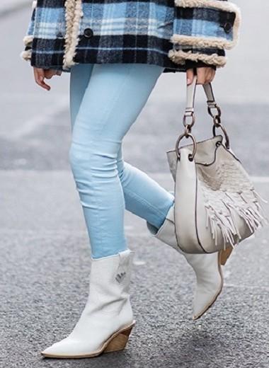 6 моделей брюк, которые визуально укорачивают и полнят ноги — говорим им