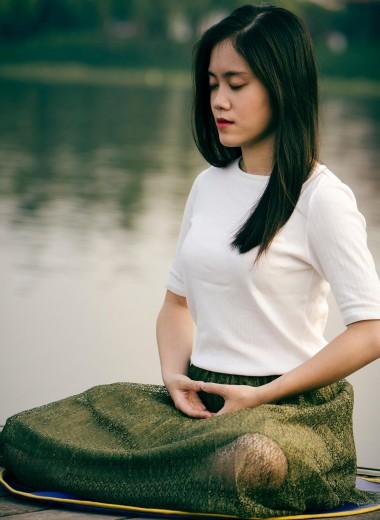 Почему медитация полезна: доказано наукой