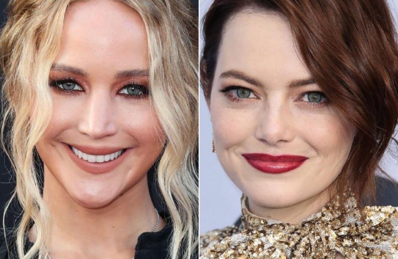 Секреты похудения Дженнифер Лоуренс, Эммы Стоун и других голливудских актрис