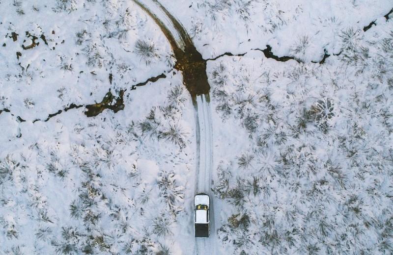 В ЮАР впервые за 10 лет прошел снегопад: фото и видео