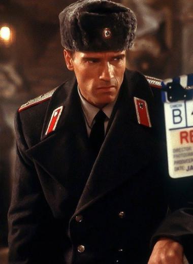 От «Красной жары» до «Черной вдовы»: как менялись русские герои в западном кино