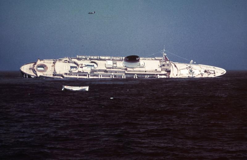 «Титаник» здорового человека: история гибели лайнера почти со счастливым концом
