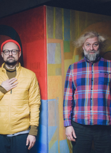 Максим Диденко и Павел Семченко — о своей выставке в ГРАУНД Солянке