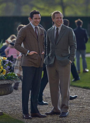 Дизайнер костюмов сериала «Корона» о том, как создавались образы королевской семьи