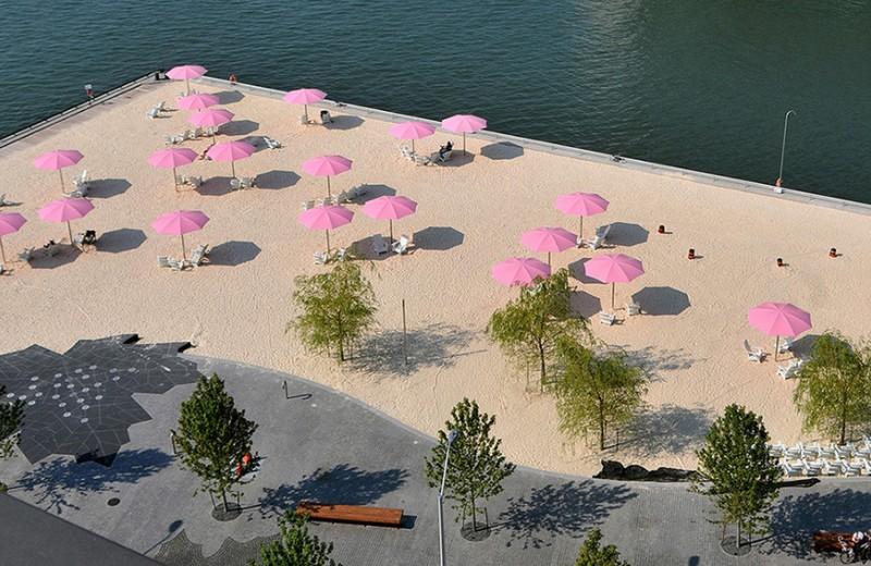 От пляжа в Торонто до кластера в Туле: как удачные архитектурные решения помогли поднять туризм