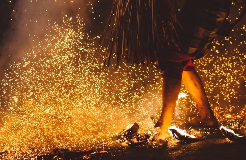 Предшественники фейерверков: какими были огненно-световые обряды славян