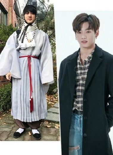Корейские денди. Часть 2: как одеваются участники группы BTS