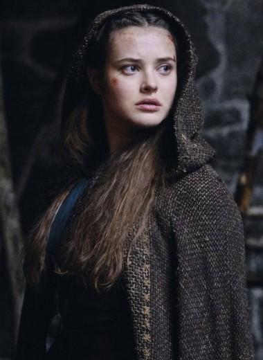 Сериал «Проклятая»: феминистическая версия легенды о Короле Артуре