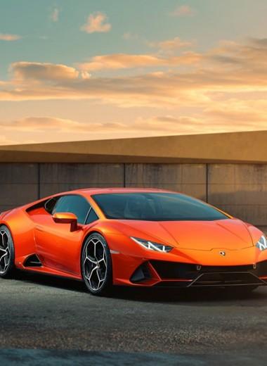 Что нужно знать о суперспорткарах Lamborghini Huracán EVO