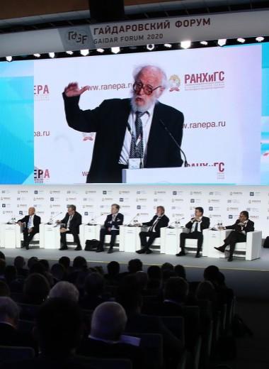 Все могло быть иначе: Егор Гайдар и история российских реформ