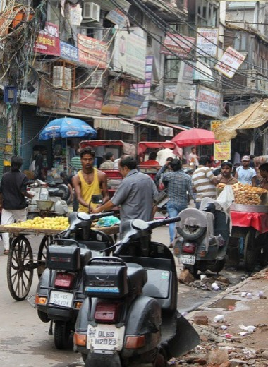 Загрязнение воздуха в Дели превысило безопасные пределы в 4 раза (и это далеко не предел)