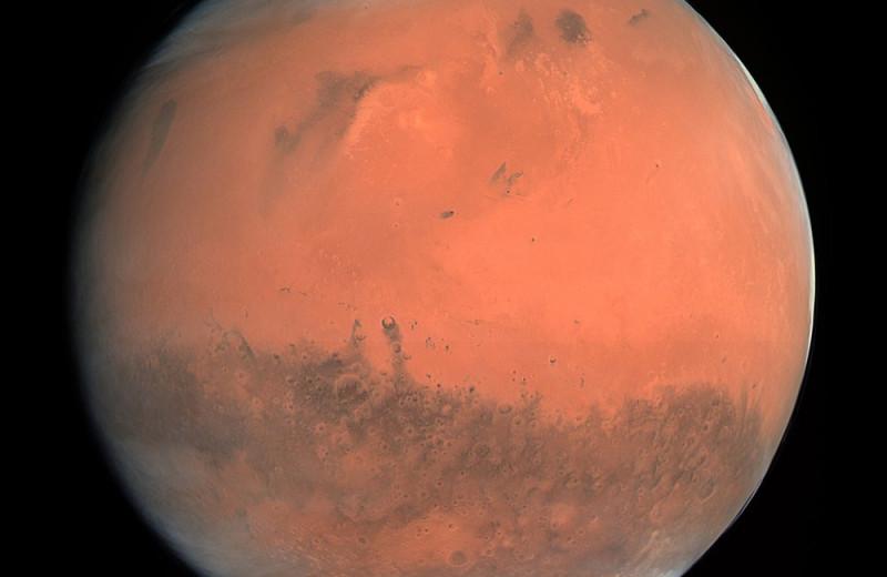 Настоящий Марс: нераскрытые тайны Красной планеты