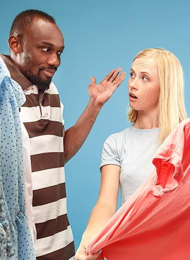 Что делать с одеждой, которая вам не нужна?