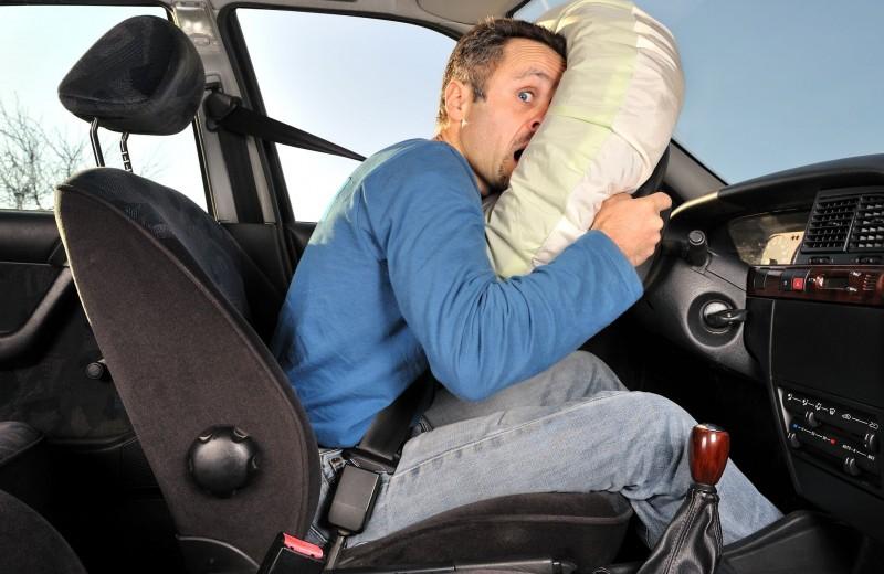 Между жизнью и смертью: 10 фактов о подушке безопасности