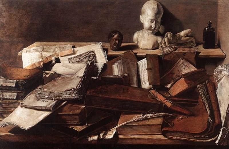 Альберто Мангель: Кража книг