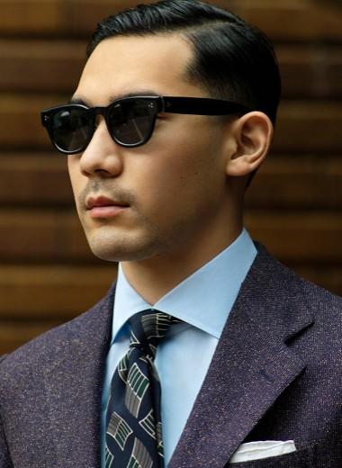 Как японский бренд Eyevan создает очки из старинных столовых приборов и титана