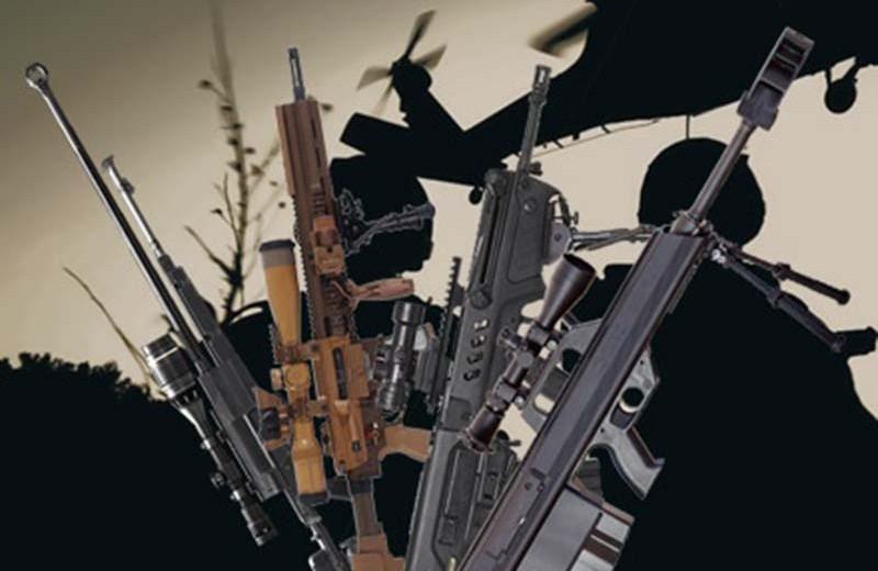 4 главных снайперских винтовки