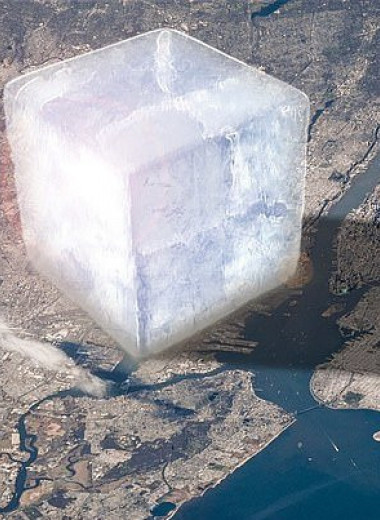 За 23 года Земля потеряла рекордные 28 триллионов тонн льда