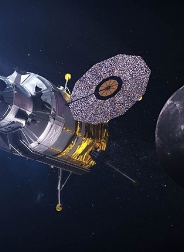 Сенат предложил урезать бюджет программы NASA по высадке людей на Луну