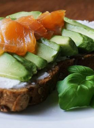 Формула идеального завтрака, обеда и ужина