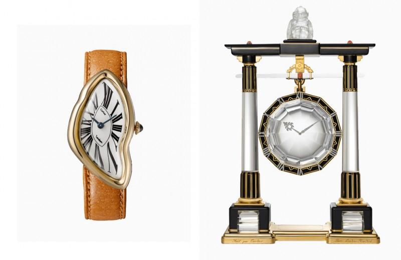 Этим летом смотрим редкие часы Cartier и китайские сокровища в Пекине