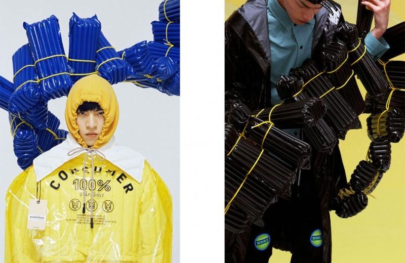 5 китайских дизайнеров на Pitti Uomo, о которых нужно знать