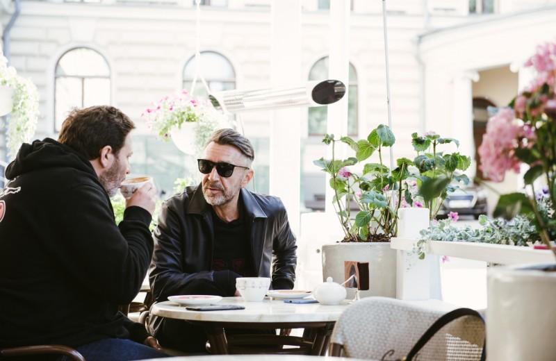 Сергей Шнуров — о русском кино, безнадежных проектах и разрыве с Матильдой
