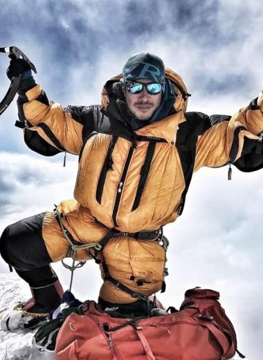Как за полгода покорить 14 высочайших гор мира?