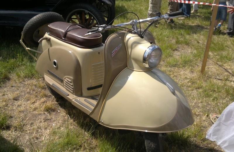 9 советских скутеров с европейскими корнями
