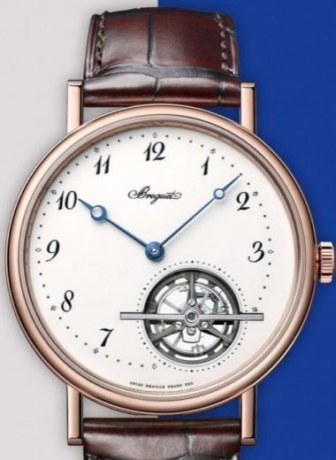 Абрахам-Луи Бреге – человек, который изобрел наручные часы