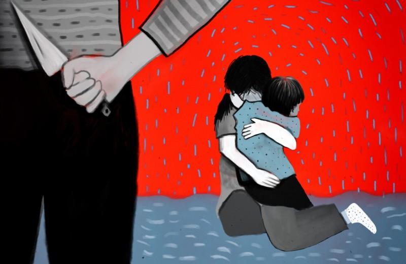 «Я собирала вещи, а перед глазами — он, грозящий ножом ребёнку»: история карантина с домашним насильником