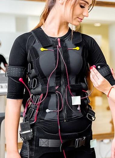 EMS-тренировки для похудения — результаты до и после